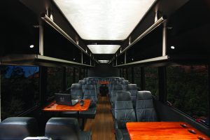 Charter Bus Transportation in Arizona - Luxury Preview