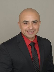 Valet Services Company Retail Manager Ray Alday