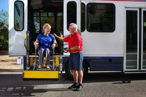 Healthcare Facility Valet Parking Services by American Valet Shuttles