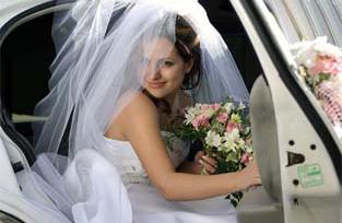 Wedding Transportation in Nevada Bride Valet