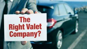 Valet Company Phoenix - Choosing the Right Valet Company