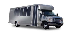 Shuttle Services - Van Transportation Preview