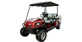 Golf Cart Rental Services - Golf Cart Preview