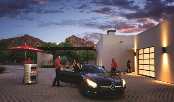 Private Party and Event Valet by American Valet in AZ