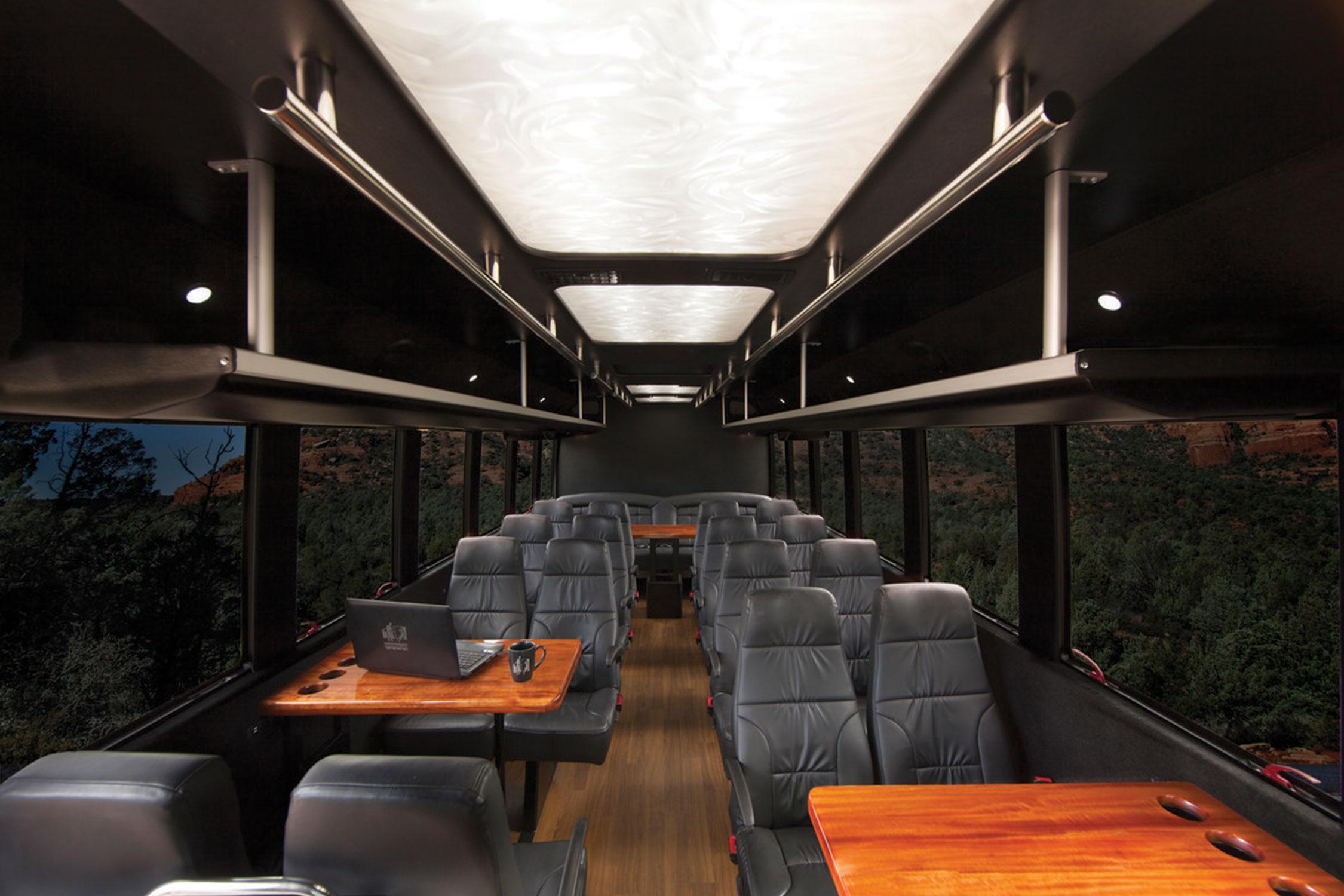 Phoenix Charter an Shuttle Services - American Valet