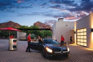 Private Party Valet Near Me - American Valet Mansion View