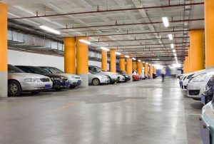 Parking Garage Management by American Valet