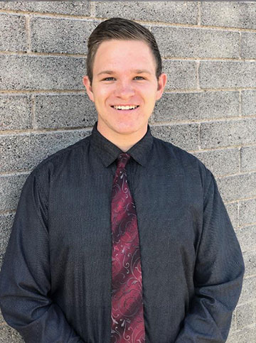 Austin Cutbirth, Area Manager
